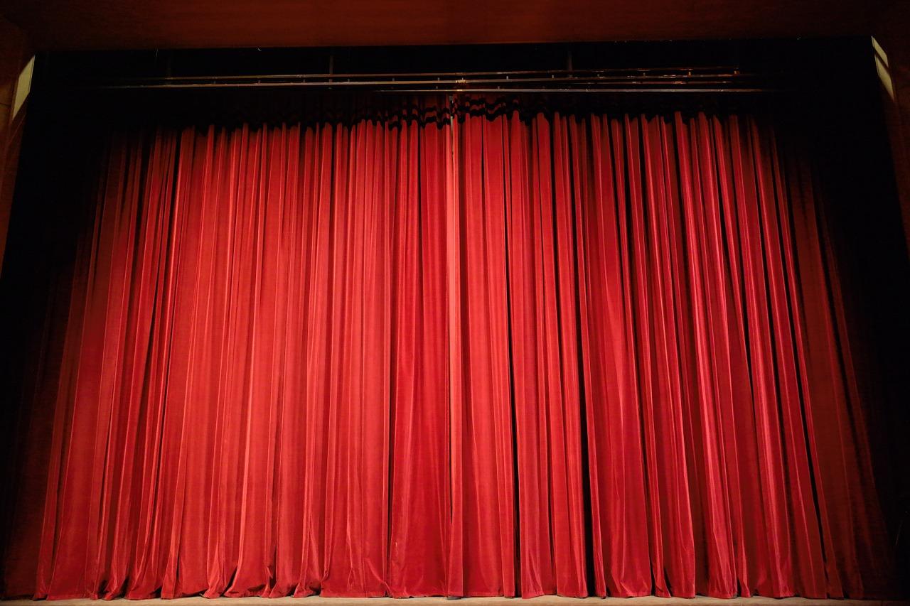 Ohne Angst auf großen Bühnen